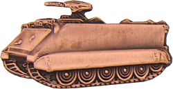 View M-113 APC ARMORED PERSONEL CARRIER VEHICLE PIN