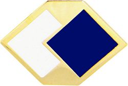 View ARMY PIN 96TH DIVISION