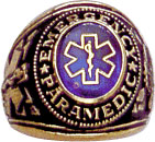 View EMERGENCY PARAMEDIC RING