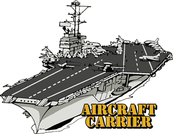 View USN US NAVY AIRCRAFT CARRIER MAGNET