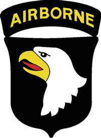 View 101ST A/B AIRBORNE DIVISION MAGNET