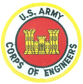 View ARMY CORPS OF ENGINEERS PATCH