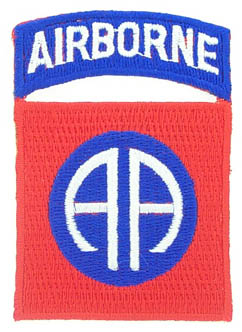 View 82ND AIRBORNE DIVISION PATCH