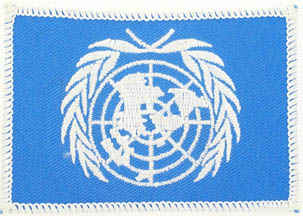 View UNITED NATIONS PATCH ROTTEN BASTARDS!
