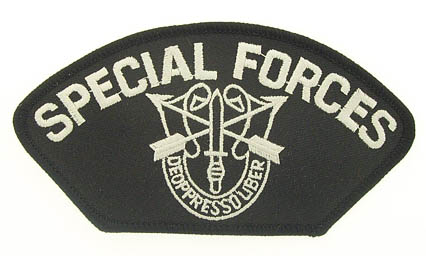 View SPECIAL FORCES PATCH