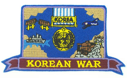 View KOREAN WAR PATCH