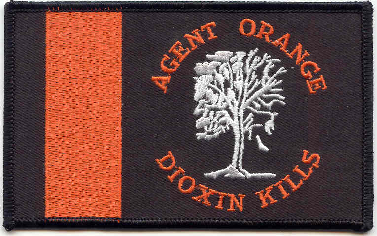 View VIETNAM AGENT ORANGE DIOXIN KILLS PATCH
