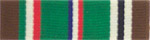 View EUROPE, AFRICA, MIDDLE EAST CAMPAIGN PIN MEDAL RIBBON