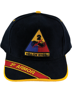 View Army Ball Cap 2nd Armor Division
