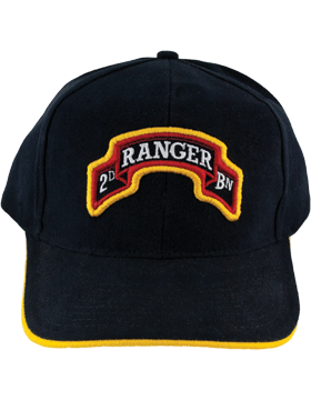 View Army Ball Cap 2nd Battalion 75th Ranger Regiment