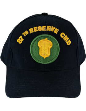 View Army Ball Cap 87th Reserve Command