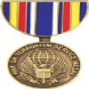 View SERVICE WAR ON TERRORISM MEDAL PIN