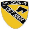 View ARMY PIN 1ST AIRMOBILE CAVALRY VIETNAM PIN