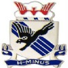 View ARMY PIN 505TH LIGHT INFANTRY H-MINUS