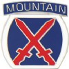 View ARMY PIN 10TH MOUNTAIN DIVISION PIN