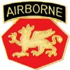 View ARMY PIN 108TH AIRBORNE DIVISION