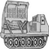 View M L R S  Multiple Launch Rocket System PIN