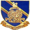 View ROYAL MARINES MARINE CORPS PIN