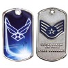 View Air Force Challenge Coin Staff Sergeant 1 3/4