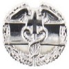 View US ARMY BADGE DRESS MINIATURE MIRROR FINISH COMBAT MEDICAL 1ST AWARD