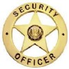 View SECURITY OFFICER - Circle/Star - Traditional