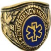 View EMERGENCY MEDICAL TECHNICIAN EMT RING