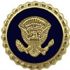 View Lapel Pin: Presidential Service: White House Service