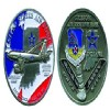 View Challenge Coin GRISSOM AFB SILVER