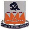 View US ARMY 4th Signal Battalion Unit Crest (We Get The Message Through)