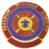 View US ARMY 4th Transportation Command Unit Crest (Freedom Through Mobility)
