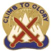 View US ARMY 10th Mountain Division Unit Crest DUI (Climb To Glory)