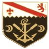 View US ARMY 1st Engineer Battalion Unit Crest (No Motto)