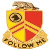 View US ARMY  126th Field Artillery Unit Crest DUI (Follow Me)