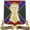 View US Army 108th Armor  Unit Crest DUI (Strike Swiftly)
