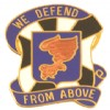 View US ARMY 108th Aviation Unit Crest DUI  (We Defend From Above)