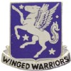 View US ARMY  228th Aviation Unit Crest DUI (Winged Warriors)