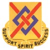 View US ARMY Support Battalion Unit Crest (Support Spirit Success)