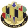 View US ARMY 58th Infantry Brigade Maryland National Guard Unit Crest (Maryland 400)