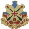 View US ARMY Air Defense Artillery Brigade Unit Crest (Guarding The Skies)