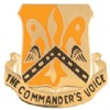 View US ARMY Signal Battalion Unit Crest (The Commanders Voice)