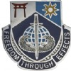 View US ARMY 97th Civil Affairs Battalion Unit Crest (Freedom Through Effects)