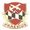 View US Army 121st Engineer Battalion Unit Crest DUI (Praevius)