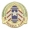 View US ARMY 166th Support Group  Unit Crest DUI (We Proudly Support)