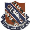 View US ARMY 168th Aviation Unit Crest DUI  (Ready When Needed)