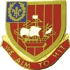 View US ARMY Air Defense Artillery Unit Crest (We AIm To Hit)