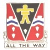 View US ARMY 509th Infantry Unit Crest (All The Way)