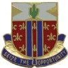 View US ARMY 623rd Field Artillery Unit Crest (Seize The Opportunity)