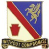 View US ARMY 628th Support Battalion Unit Crest (Without Compromise)