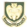 View US ARMY Military Police School Unit Crest (Justitia Et Virtus)
