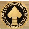 View US Army Special Operations Command Army Element Unit Crest (Special Operations Command)